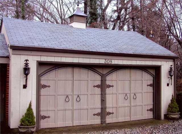 Lovely Hughu0027s Garage Door