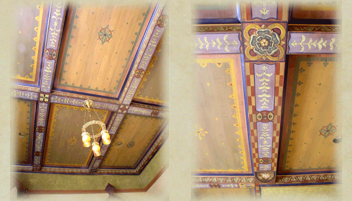 Decorated Ceiling 2
